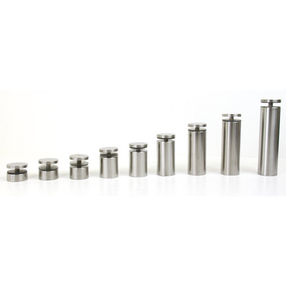 1 1 2 Diameter By 3 4 Long Stainless Steel Standoff