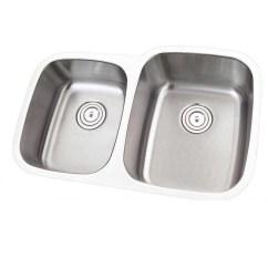 30 Undermount Kitchen Sink Greenhouse Window Inch Stainless Steel Double Bowl 40 60