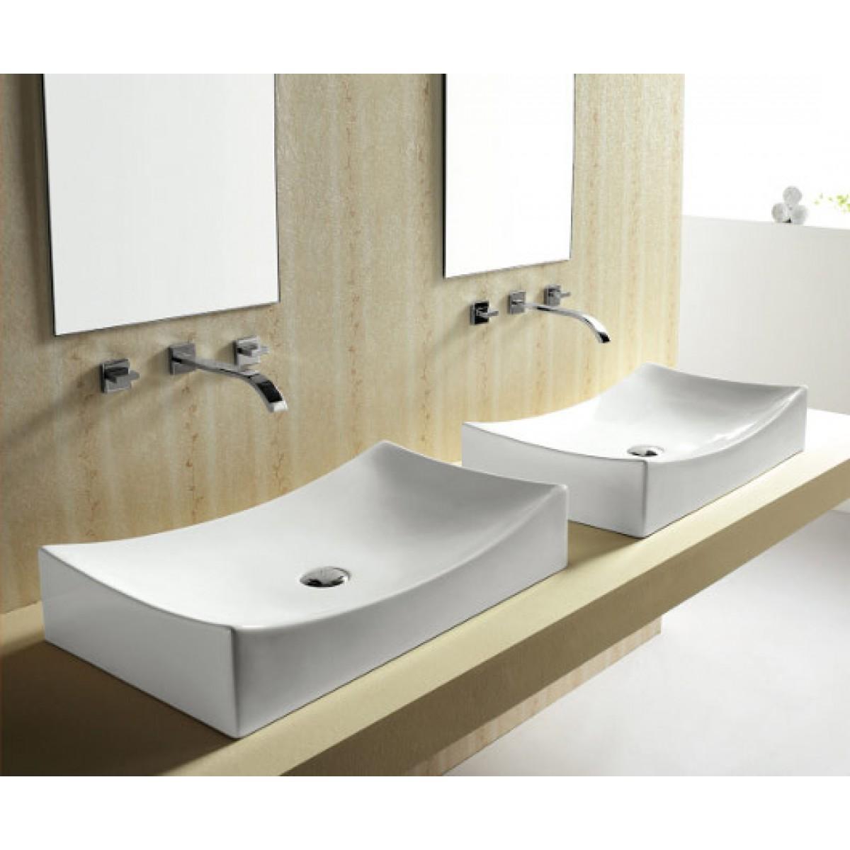European Style Porcelain Ceramic Countertop Bathroom