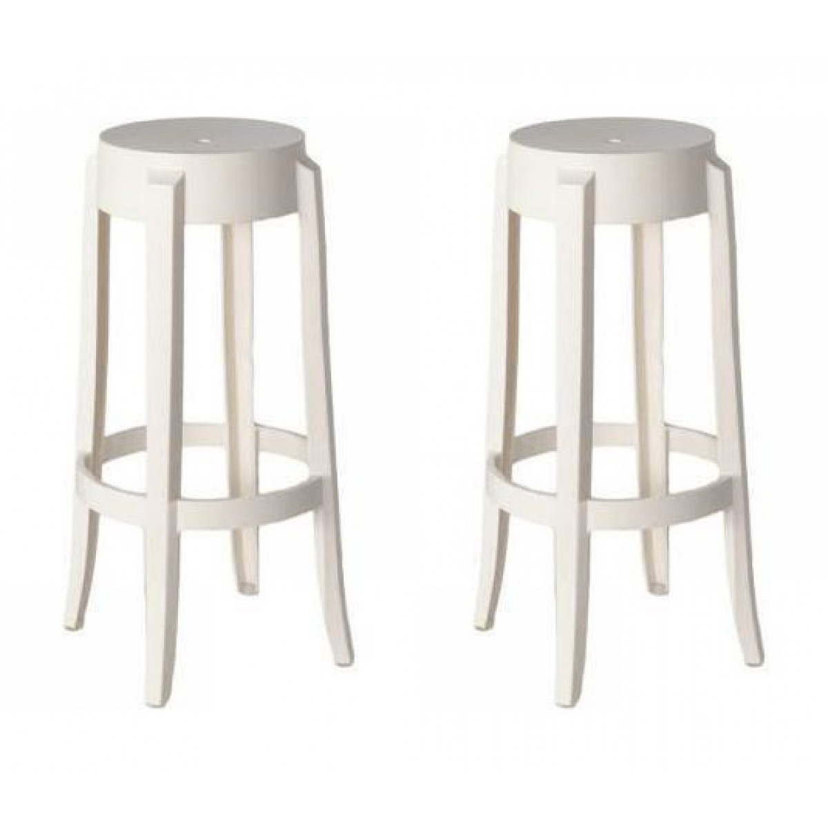 ghost chair bar stool x rocker gaming cables for xbox one set of 2 victoria style white color