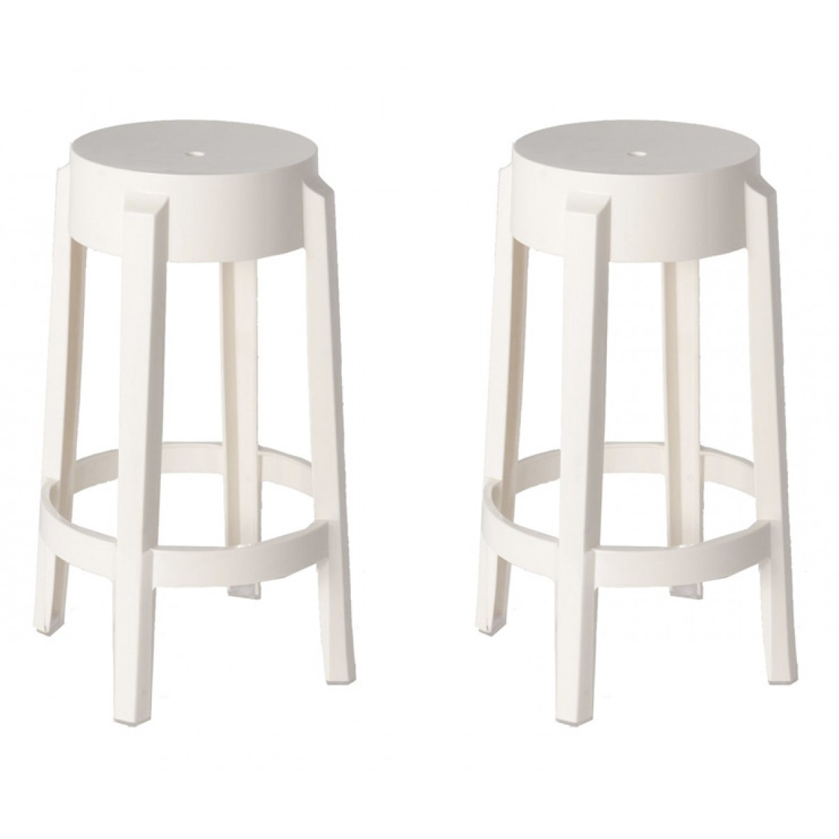 ghost chair bar stool french chairs for sale set of 2 victoria style counter white color