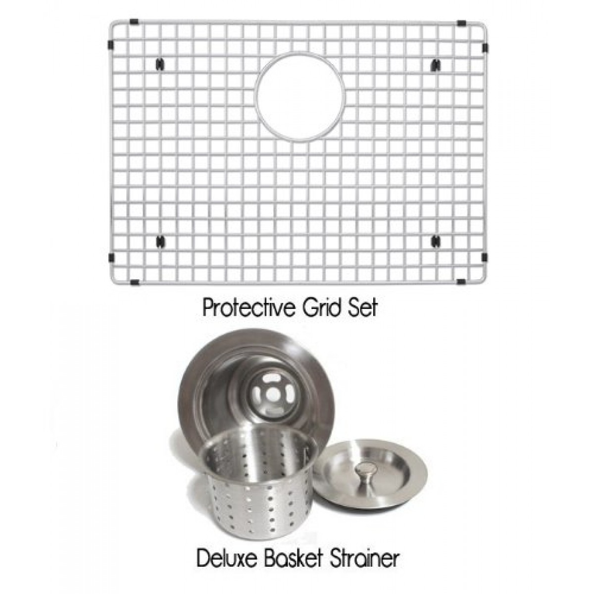 32 Inch Single Bowl 15mm Radius Design Kitchen Sink And
