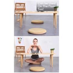 Dining Chair Cushions Non Slip Swing Direct Eames Style Memory Foam Seat Cushion Premium Modern