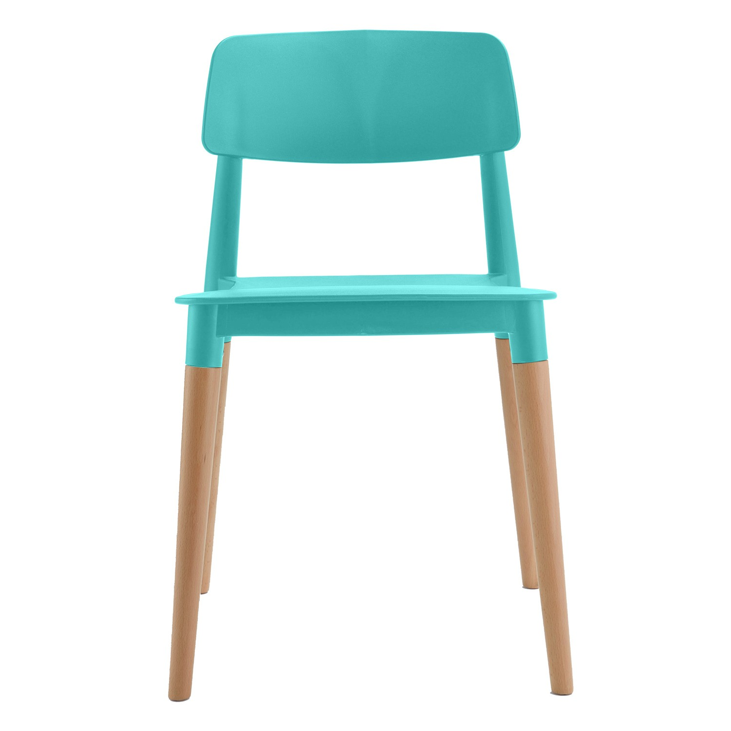 turquoise side chair fold up lawn chairs bel dining bistro cafe