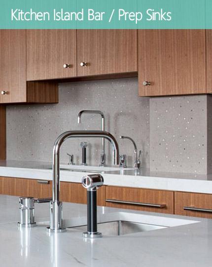 kitchen prep sink ideas for walls bar sinks stainless steel
