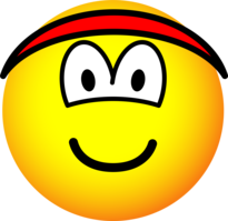 Image result for smiley face with a headband
