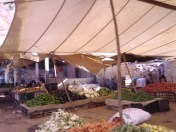 Ifrane's weekly souq.