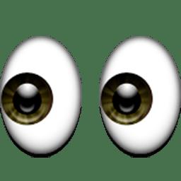 eyes emoji for facebook