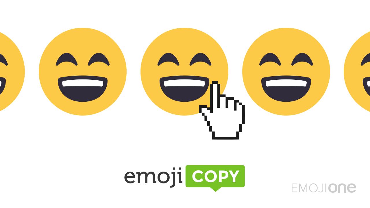 emojicopy simple emoji copy