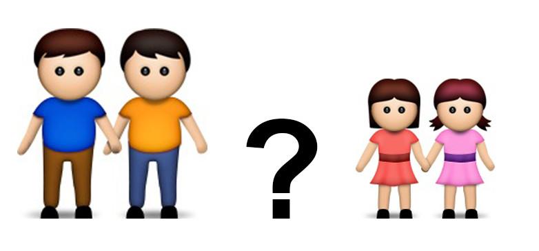 Gay emoji meanings