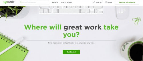 Online Jobs from Home Without any Investment - UpWork