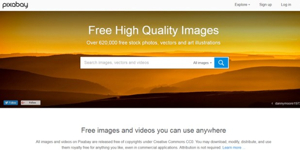 where to find free images for your blog