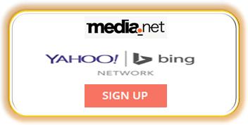 Media.net Publisher Sign-up