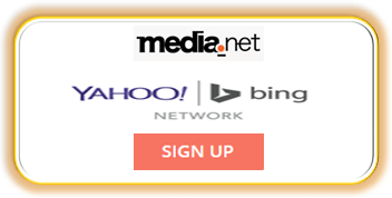 Media.net Publisher Sign-up