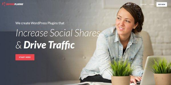 Social Warfare - Ultimate Social Media Sharing Tools Arsenal