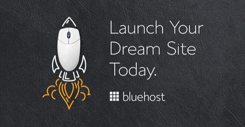 Host Your Blog On BlueHost WebHosting