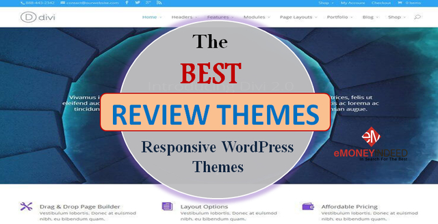 Expert Review on the Best Responsive WordPress Theme's