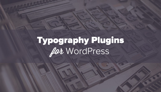 Improving Typography in WordPress