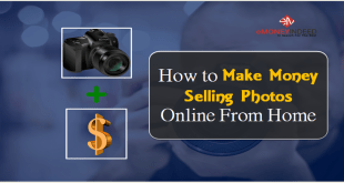 How to Make Money Selling Photos Online From Home