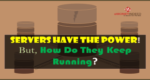 Servers Have The Power! But, How Do They Keep Running