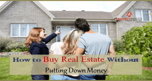 How to Buy Real Estate Without Putting Down Money