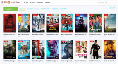 123 Movies Web