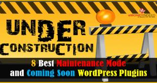 8 Best Maintenance Mode and Coming Soon WordPress Plugins