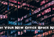 What Your New Office Space Needs