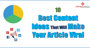 10 Best Content Ideas That Will Make Your Article Viral