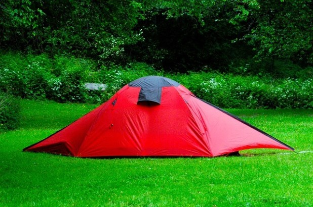 Make Your Backyard a Camping Site