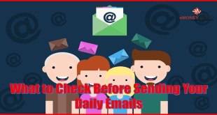 What to Check Before Sending Your Daily Emails