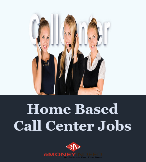 Get Started with Home Based Call Center Jobs