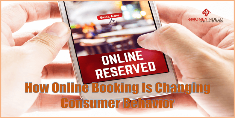 How Online Booking Is Changing Consumer Behavior