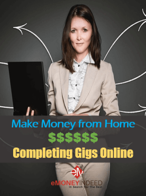 ways to make money online and work at home completing such micro jobs
