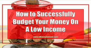 How to Successfully Budget Your Money on Low Income