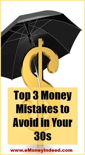 Money Mistakes to Avoid in Your 30s