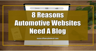 8 Reasons Automotive Websites Need A Blog