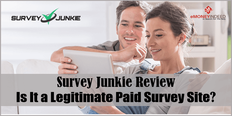 Survey Junkie Review Is It a Legitimate Paid Survey Site