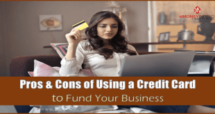 The Pros and Cons of Using Credit Card to Fund Your Business