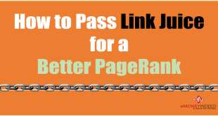 How to Pass Link Juice for a Better PageRank