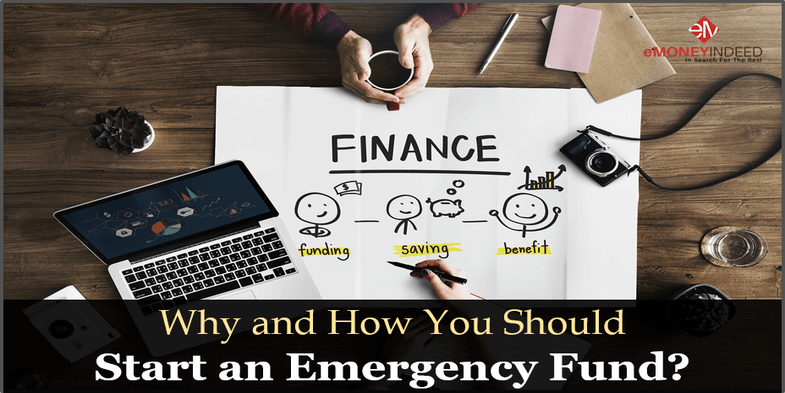 Why and How You Should Start an Emergency Fund