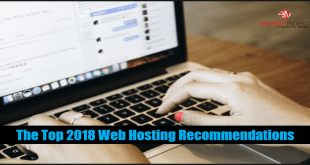 The Top 2018 Web Hosting Recommendations