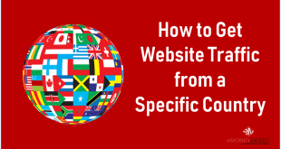 How to Get Website Traffic from a Specific Country