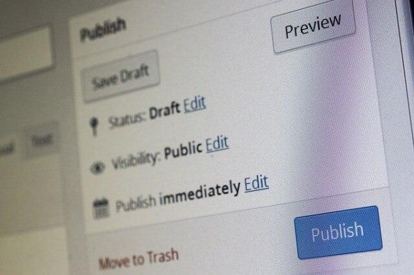 Consistent Content Publishing