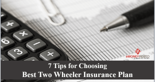 Choosing Best Two Wheeler Insurance Plan