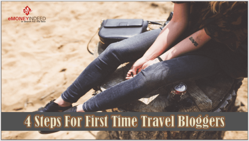 First Time Travel Bloggers