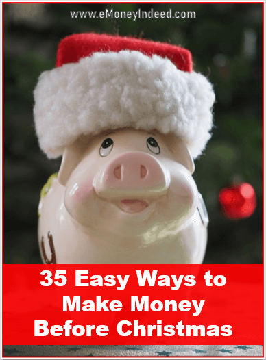 Make Money Before Christmas