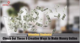 Students Make Money Online