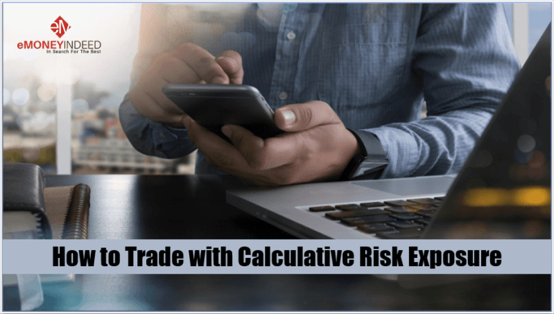 How to Trade with Calculative Risk Exposure