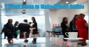 Ideas to Make Money Online